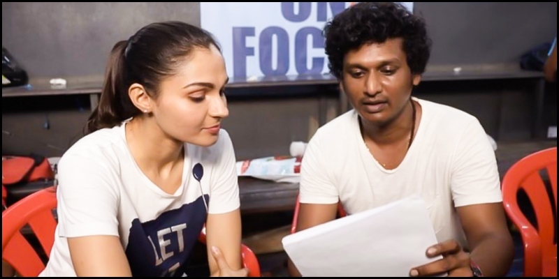Andrea shares an exciting update on Master! - Tamil News ...