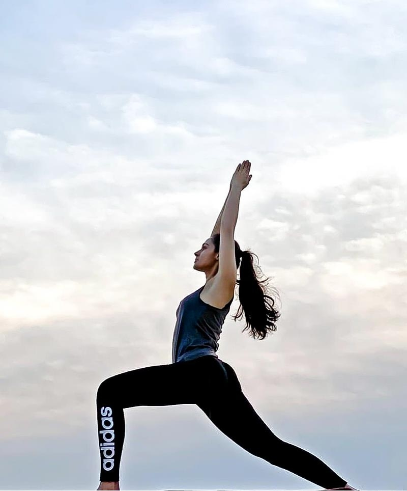 Popular Stars And Their Stunning Fit Avatar A Yoga Day Special News Lagoon