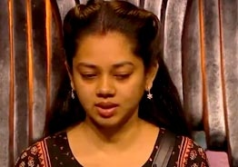 Bigg Boss 4 Anitha Sampath turns emotional and cries, feels lonely!
