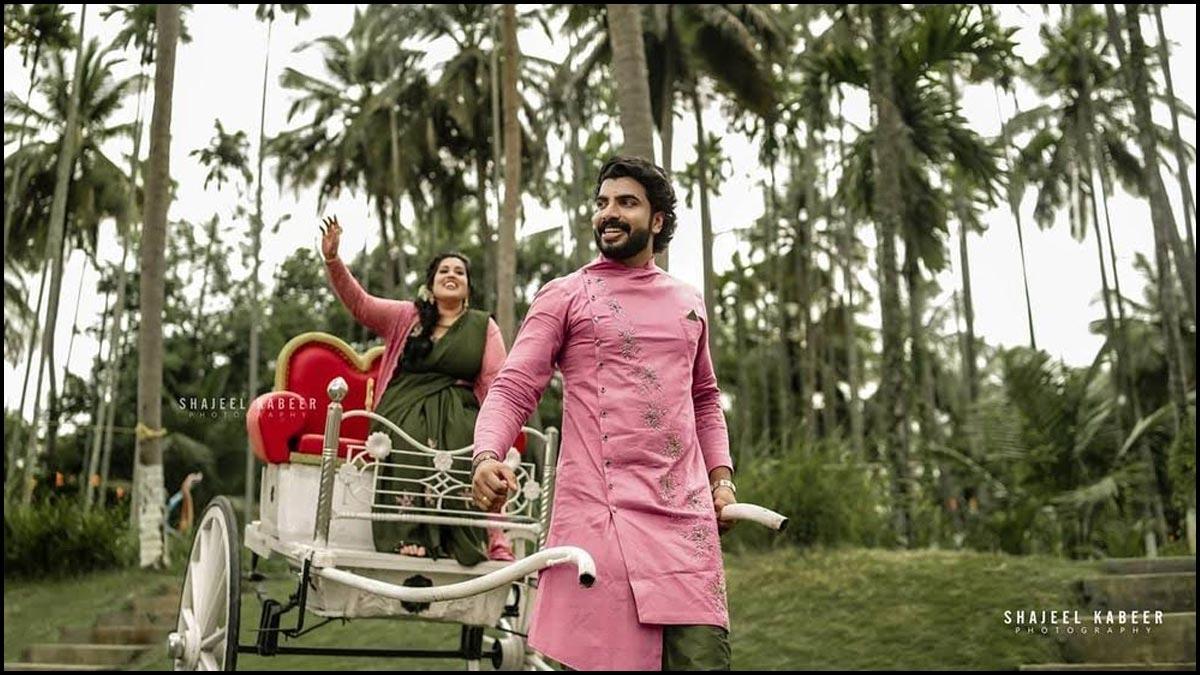 Bigg Boss Contestant Anoop Krishnan gets engaged - Tamil News -  IndiaGlitz.com