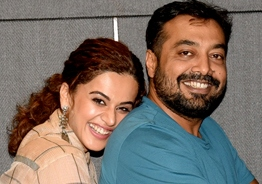 Income tax officials target Taapsee and Anurag Kashyap!