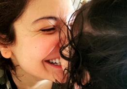 Anushka Sharma shares adorable picture with daughter Vamika; Celebrities react
