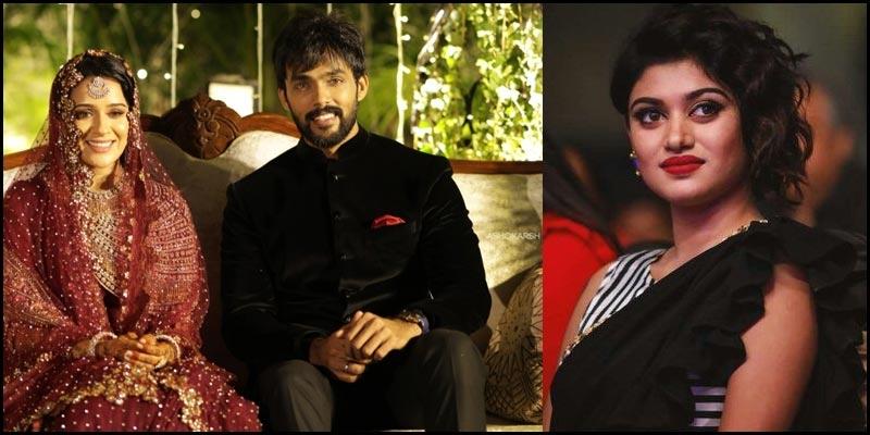 Kayal Chandran and Vj Anjana Marriage Video   Wedding Reception - YouTube