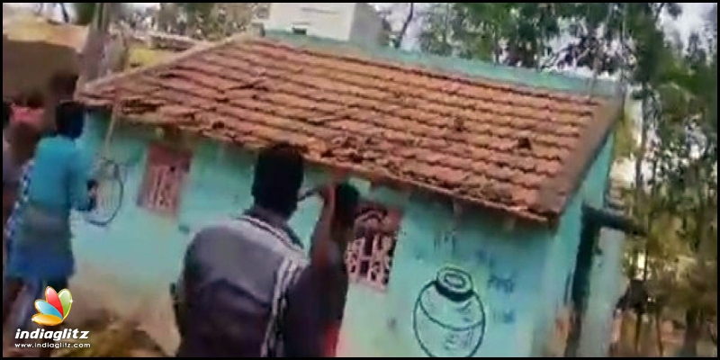 Horrifying video of caste based mob violence in Ponparappi, Ariyalur