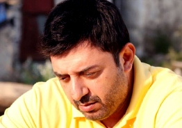 Arvind Swami's new look will stun you!