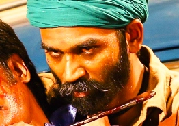Raw and violent posters of Dhanush movie remake revealed!