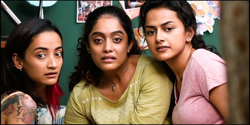 Ner Konda Paarvai actress joins Bigg Boss 3? - Tamil News