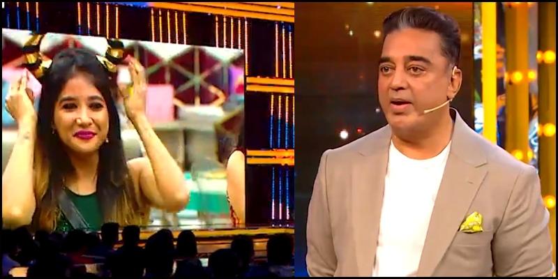 Breaking: Sakshi Agarwal eliminated from bigg Boss 3! - Tamil News