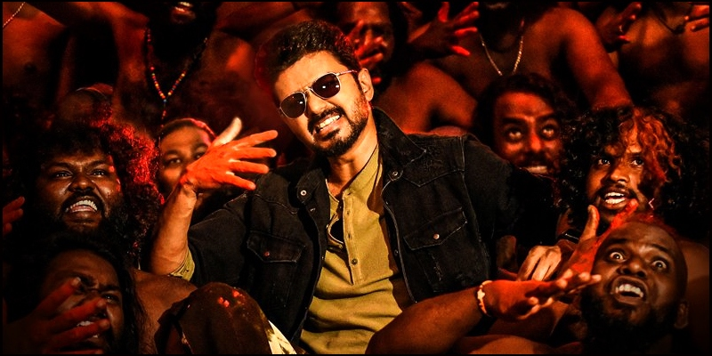 Trailer of Vijay's new movie Bigil released