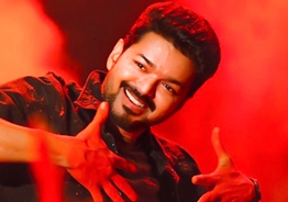 Thalapathy Vijay powers 'Bigil' trailer to India's number one