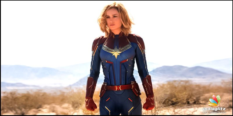 Brie Larson stars in the latest Captain Marvel trailer