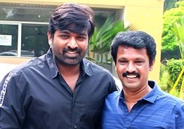 Cheran reveals the highly emotional story of his Vijay Sethupathi film