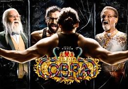 Chiyaan Vikram mesmerises in multiple getups - 'Cobra' first look is here