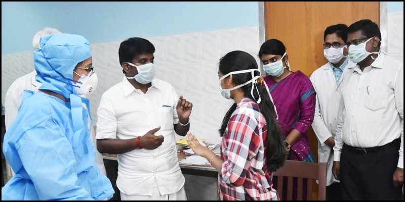Breaking: Tamil Nadu reports second case of coronavirus in Chennai ...