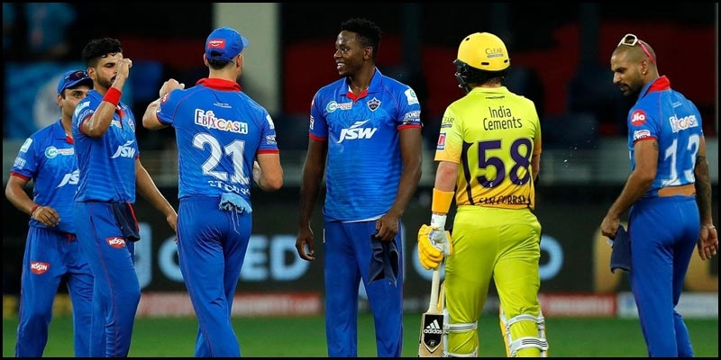 IPL Carnival : Match report: CSK Vs DC CSK digs its own grave! - Tamil News - IndiaGlitz.com