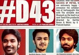 Breaking: Dhanush's D43 gets this sensational young heroine!