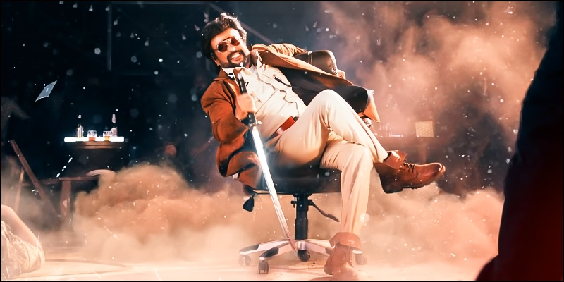 Rajinikanth starrer `Darbar` Hindi motion poster shows him in cop avatar