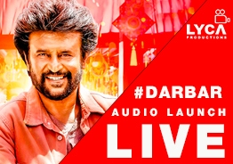 'Darbar' Audio Launch Live Response