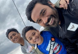 Dhanush's cute and adorable Father's Day message to his sons makes fans emotional