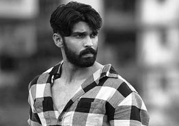 Dhruv Vikram learns a combative sport for his next!