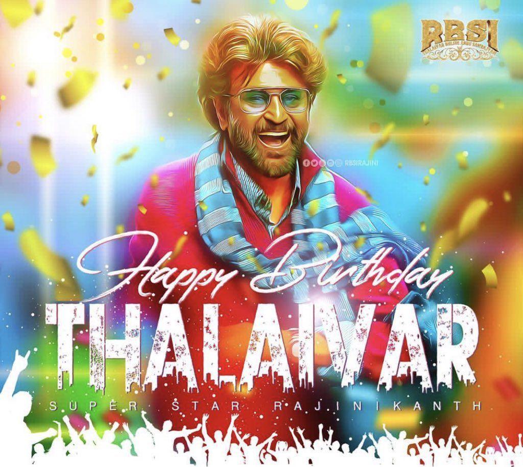 Stars Wishing Super Star Rajinikanth Tamil Movie News Indiaglitzcom