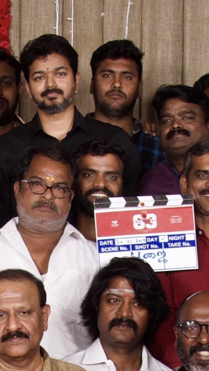 Vijay joins 'Thalapathy 63' cast and crew - Tamil News - IndiaGlitz com