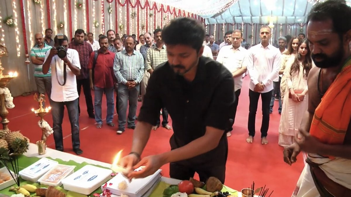 Thalapathy 63' gets three new cast and one creator on board - Tamil