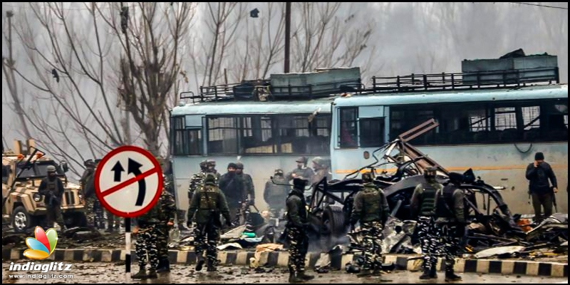 Pakistan arrests suspected terrorists in Pulwama attack - Tamil News