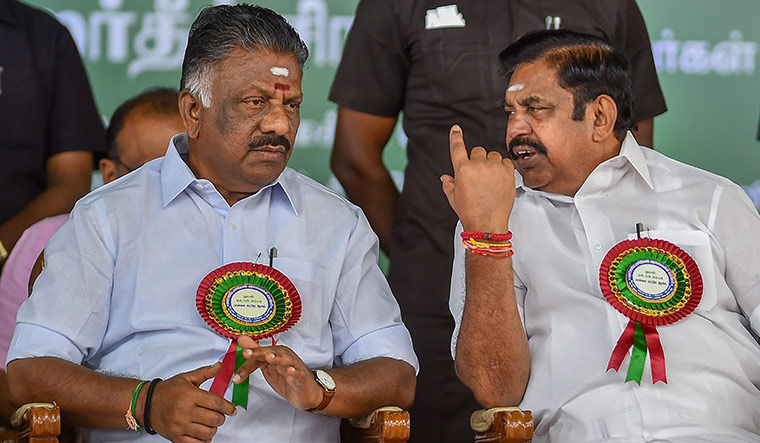 Breaking: ADMK officially announces their CM candidate for 2021 elections!