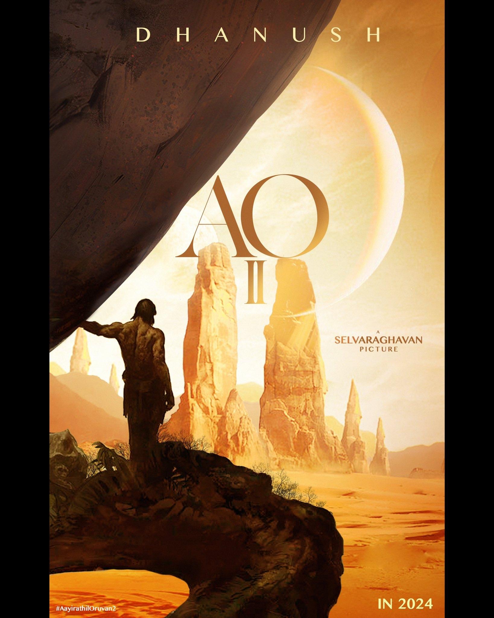 Breaking: Selvaraghavan announces most expected magnum opus sequel!