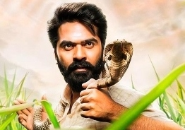 Simbu's Eeswaran team gets praised by forest officers!