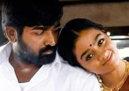 Gayathrie's performance in Vijay Sethupathi's next, appreciated by legend!