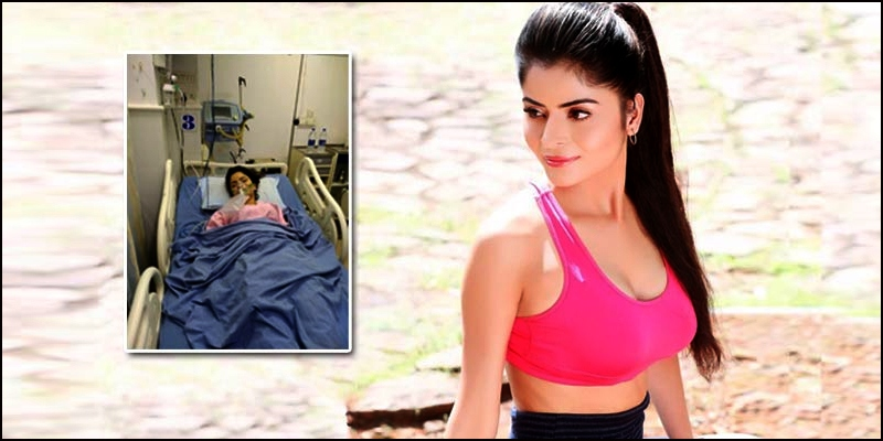 Gandii Baat actress Gehana Vasisth suffers cardiac arrest during the shoot