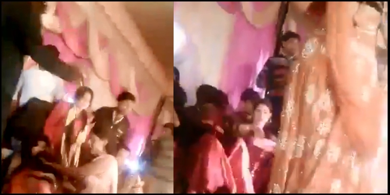 Woman dancer shot at during Chitrakoot marriage function, two arrested