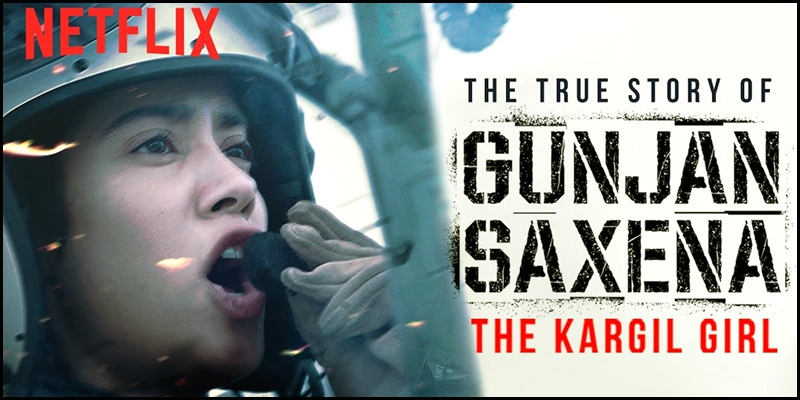 Jhanvi Kapoor S Netflix Release Is Alleged For Misrepresentation Tamil News Indiaglitz Com