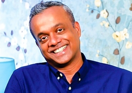 Gautham Menon introduced hero denies acting in his next project