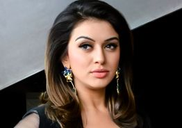 Case filed against Hansika