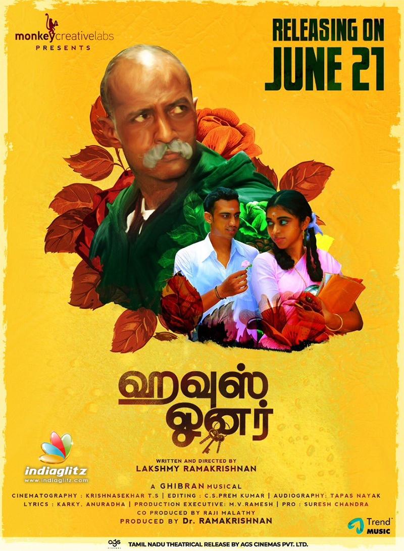 Lakshmi Ramakrishnan's House Owner locks release! - Tamil