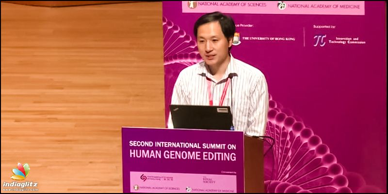 Chinese scientist behind genetically-edited babies publicly defends his research