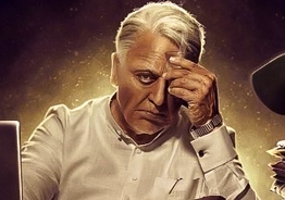 Kamal Haasan's expensive sequence for Indian 2!