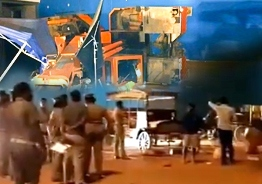Breaking: Major accident in Shankar's Indian 2 sets!