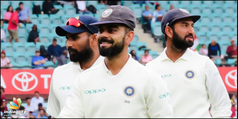 Virat Kohli finds 'bliss' a day after clinching Test series against Australia