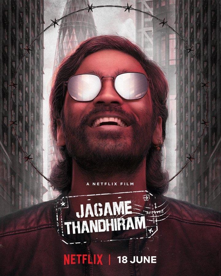 Jagame Thandhiram (2021) HDRip Telugu (Original Version) Full Movie download free