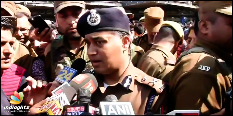 Jammu: One dead, 28 injured in grenade blast at bus station
