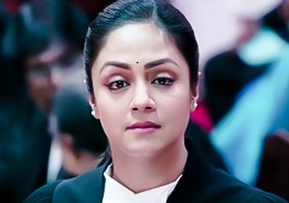 Ponmagal Vandhaal director's hearty message to Jyothika!