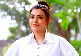 Back to childhood! - Kajal gets nostalgic in lockdown!