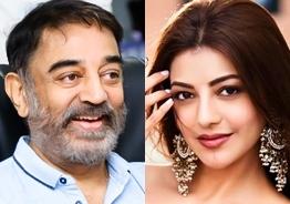 Kajal Agarwal is the main villain for Kamal Haasan?