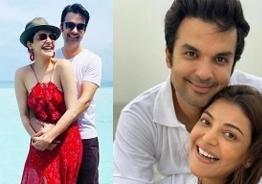 Kitchlu's public display of love to Kajal Agarwal wins heart