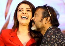 Kajal Agarwal kissed in public - cinematographer explains