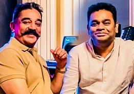 Breaking! Kamal Haasan revives his dream movie with A.R. Rahman